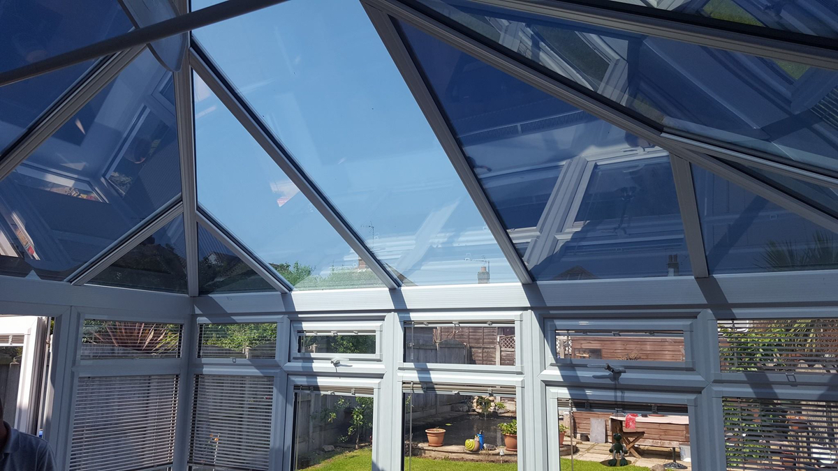 Conservatory Window Film Installation Kent | Kent Window Films